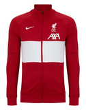 Liverpool Home Jacket Red/White 20/21