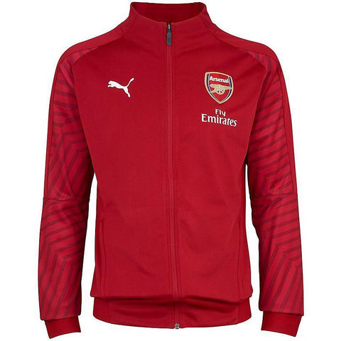 Original ARSENAL Zipper Red 2018-19