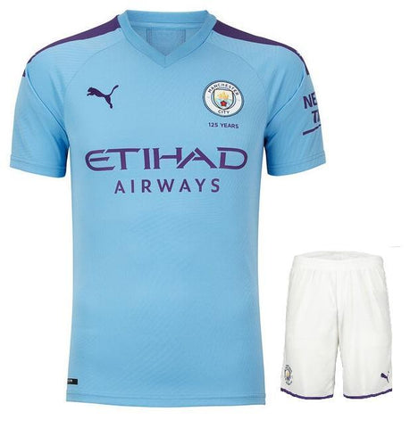 Original Manchester City Home Premium Jersey 2019/20