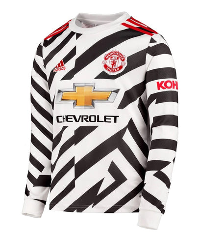 Manchester United 3rd Full Sleeve Jersey 2020/21 [Premium Quality]
