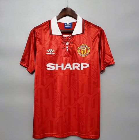 Retro Manchester Home Jersey 1993-94 [Superior Quality]