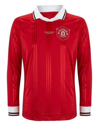Retro Original Manchester United Full Sleeve Jersey 1999 [Superior Quality]