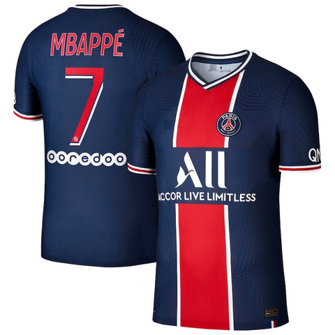 PSG Mbappe Home Jersey 2020/21 [Superior Quality]