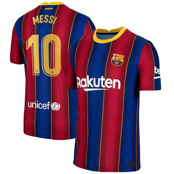Messi Barcelona Home Jersey 2020/21 [Superior Quality]