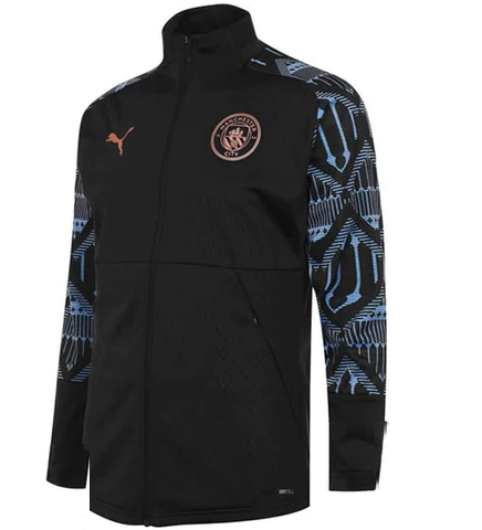 Manchester City 3rd Jacket Black 2020/21