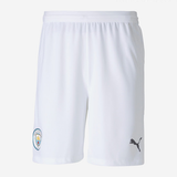 Manchester City Premium Home Shorts 2020/21