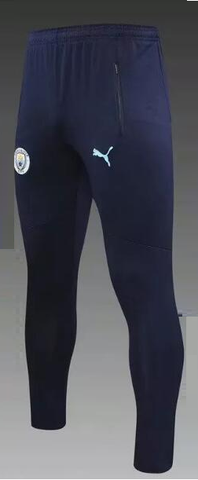 Manchester City Home Training Trouser Blue 2020/21