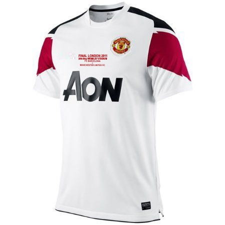 Retro Manchester United Jersey 2011 [Superior Quality]