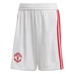 Manchester United 3rd White Shorts 2020/21