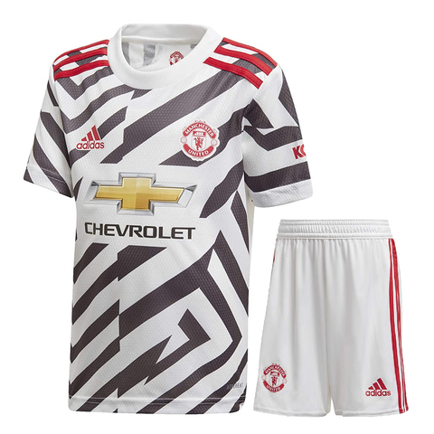 Kids/Youth Manchester United 3rd Premium Jersey & Shorts 2020/21