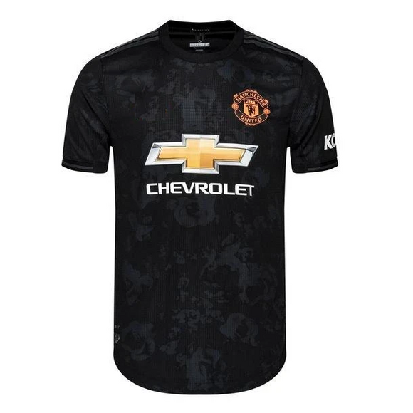 Original Manchester United 3rd  2019/20 [Player's Jersey]