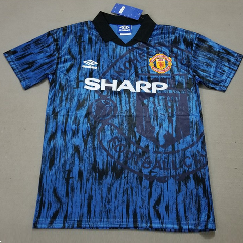 Retro Manchester Away Jersey 1992-93 [Superior Quality]
