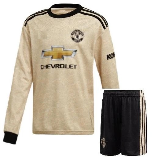 Original Manchester United Premium Away Full Sleeve Jersey 2019/20