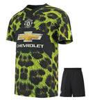 Rare Original Manchester United 4th Digital EA Sports Edition Green Jersey 2019