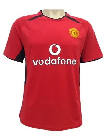 Retro Original Manchester Home Jersey 2002-03 [Superior Quality]