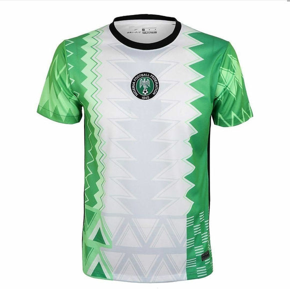 Original Nigeria International Home Jersey [Superior Quality] 2020