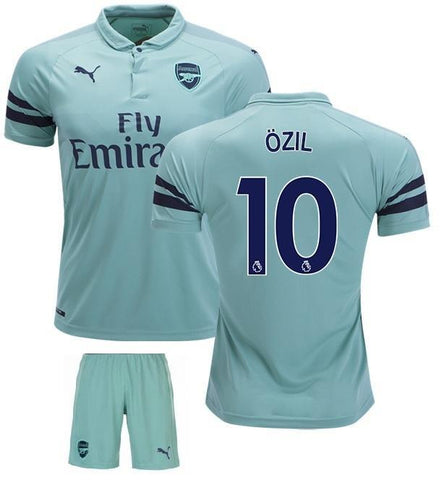 Original Ozil  ARSNL 3rd Premium  Jersey and Shorts [Optional] 2018-19