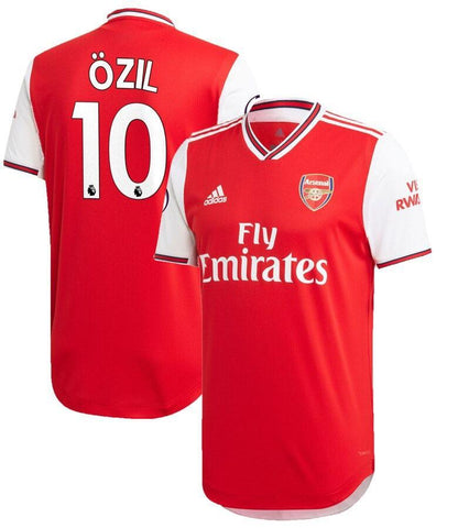 Original Ozil ARSENAL Home Jersey 2019/20 [Superior Quality]