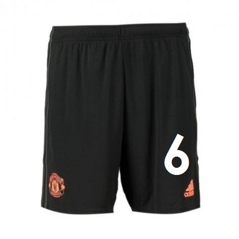Original Pogba Manchester United 3rd Shorts 2019/20