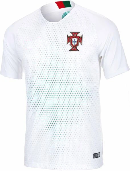 Original Portugal International Away Jersey World Cup 2018 [Superior Quality]