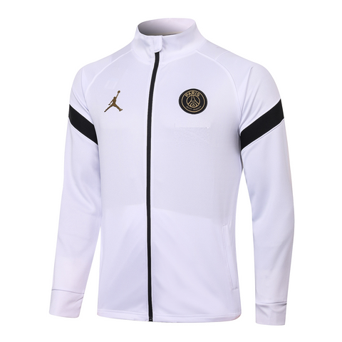 PSG Jordan Anthem Jacket White 2020/21