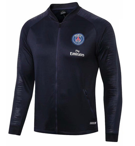 Original PSG Premium Blue Zipper 2018-19