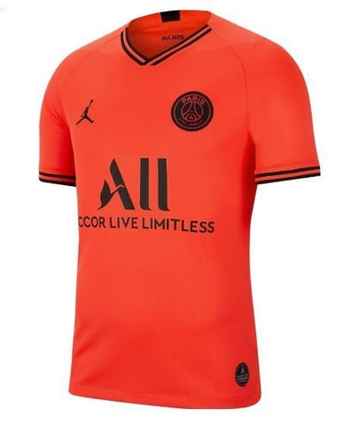 Jordan X Red PSG Jersey 2019/20 [Superior Quality]