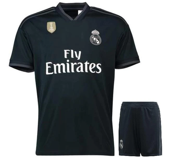 Original Real Madrid Premium Away Jersey 2018-19