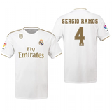Original Ramos Real Madrid Home Jersey 2019/20 [Superior Quality]