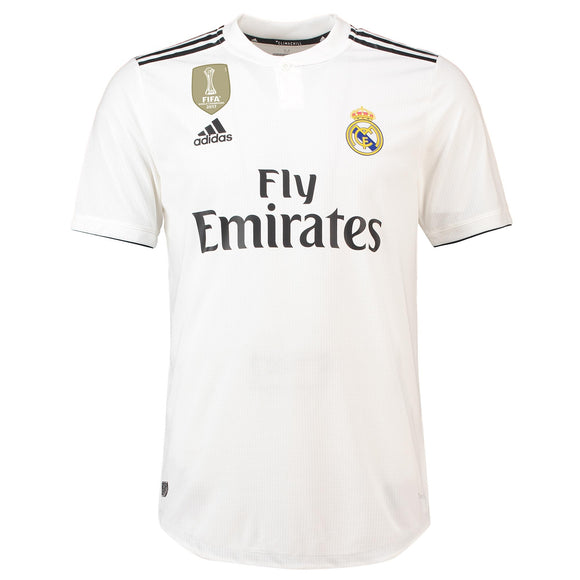 Original Real Madrid Home Jersey 2018-19 [Superior Quality]