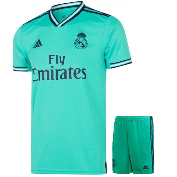 Original Real Madrid 3rd Jersey 2019/20