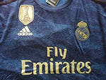 Original Ramos Real Madrid Away Jersey 2019/20 [Superior Quality]