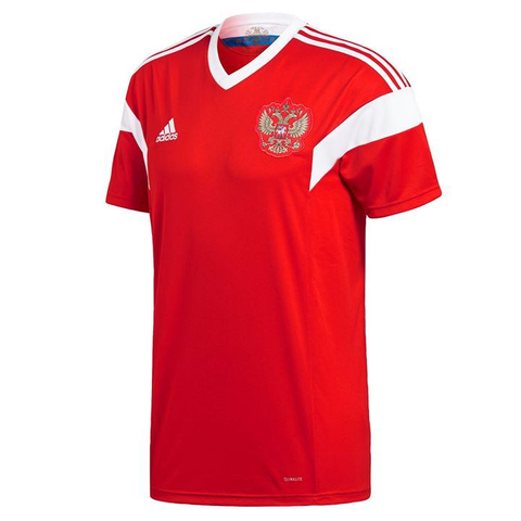 Russia International Home Jersey World Cup 2018 [Superior Quality]