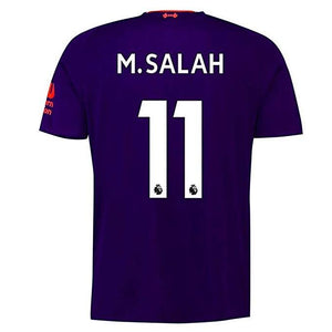 Original Mo Salah Liverpool Away Jersey 2018-19 [Superior Quality]