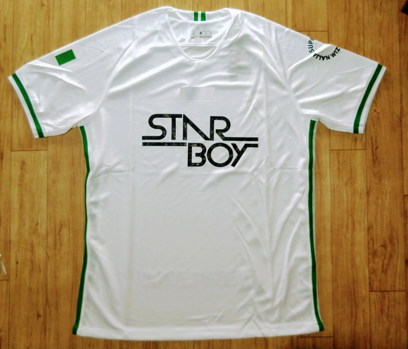 Original StarBoy Limited Edition White Jersey [Superior Quality] 2019/20