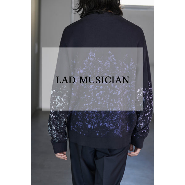 【NEW ARRIVAL】LAD MUSICIANより花柄アイテム入荷!!!