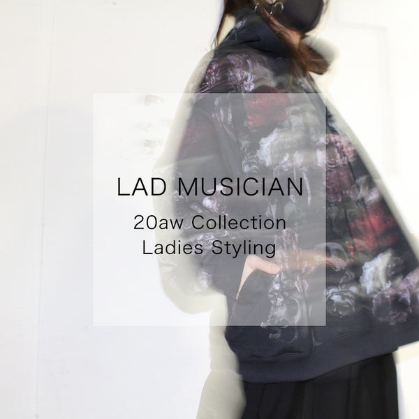 【Lady's STYLING】LAD MUSICIAN 20AW ITEM...