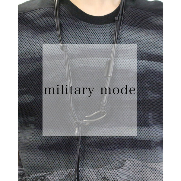 【STYLING】military mode