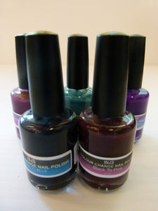 It's Not Just Soap - Colour Changing Nail Polish (Click to see full collection of Colours)