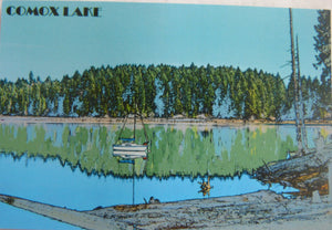 Comox Valley Art Cards - (click to see full collection of styles)
