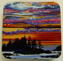 Load image into Gallery viewer, Elissa Anthony - Sunset Coaster Set