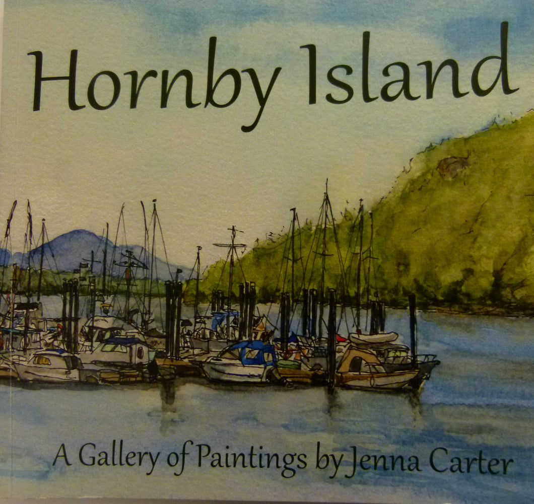 Hornby Island - A Gallery of Paintings