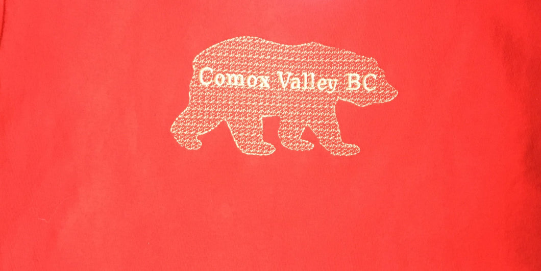 Children's T-shirt - Comox Valley