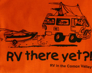 Children's T-shirt - RV There Yet?!