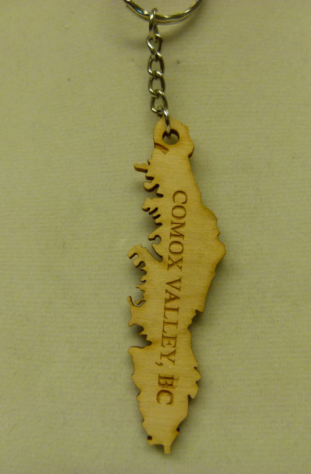 Joy Hills Island Designs Wooden Key Chains (click to see full collection of styles)