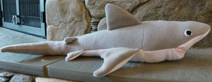 Shark Stuffed Animal - Ding Ding Dillio Crafts (Click to see full collection of colours)
