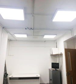 Office Lighting Refurbishment - Panel Lights
