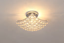 FluxTech - Modern Galaxy Crystal Chandelier Ceiling Light
