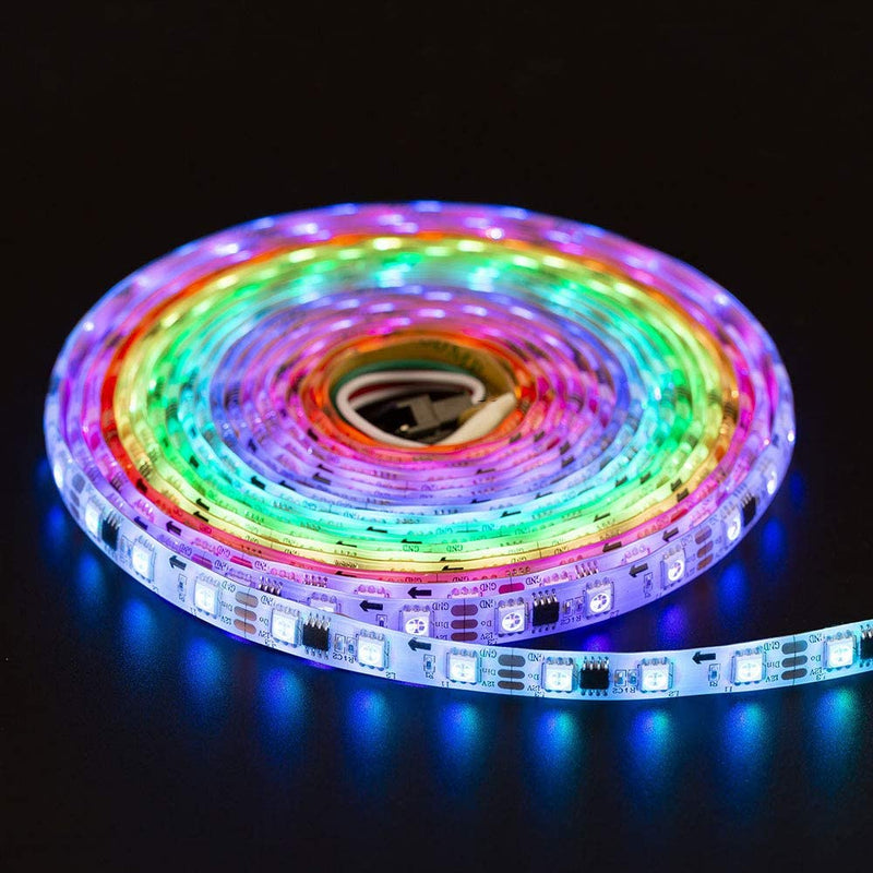 FluxTech – IP65 Addressable Flexible Dream Colour Programmable LED Strip Light