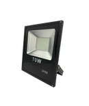 Slim Black LED Flood Light